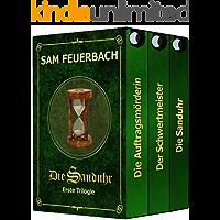 Die Sanduhr - Band 1 bis 3 der Krosann-Saga: Der Fantasy-Erfolg als Sammelband mit 1476 Seiten (KENPC)