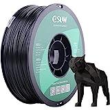 eSUN ABS+ Glödtråd 1.75mm, ABS Plus 3D-skrivarfilament, Dimensionell Noggrannhet +/- 0.05mm, 1KG (2.2 LBS) Spole 3D-tryckmate