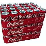 Coca-Cola - 72 x 330 ml (72 blikjes).