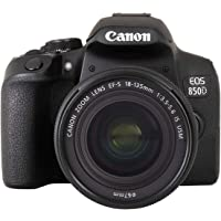 Canon EEOS 850D + EF-S 18-135mm f/3.5-5.6 IS USM kit