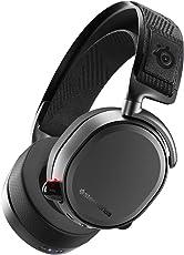 SteelSeries Arctis Pro Wireless – Drahtlos Gaming-Headset – hochauflösende Lautsprechertreiber – kombiniertes Funksystem (2,4GHz & Bluetooth)
