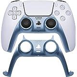 VICKSONGS Bande décorative PS5 Game Grip [Couleur métallique, Ajustement Parfait 1 : 1] Bande décorative remplaçable pour Man