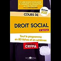 Cours de droit social 2021 (CRFPA)