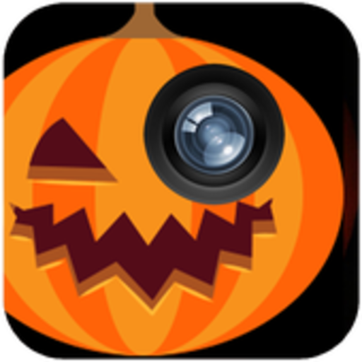Halloween Camera Frames