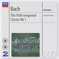 Bach, J.S.: The Well-tempered Clavier Bk I