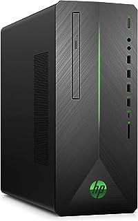 HP Pavilion Gaming 790 0025in Desktop  8th Gen i5 8400/16 GB/2TB/Windows 10, Home/6  GB Graphics , Shadow Black