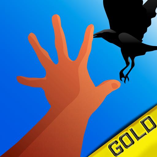 Vogelscheuche Feld-Abenteuer: der Rabe Jagd, um die Ernte zu retten - ()