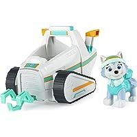 PAW Patrol Véhicule de Chasse-Neige Everest avec Figurine de Collection, pour Enfants de 3 Ans et Plus