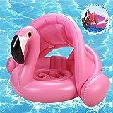 Fenicottero Anello di Nuoto,Baby Salvagente,Fenicottero salvagente dei Bambini,Fenicottero Giocattoli galleggianti per Bambin