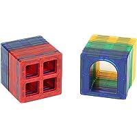 Magna Tiles by Flying Start 3 D Construction House Expansion Set 24 Pcs