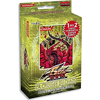 Upper Deck - JCCYGO094 - Jeu de Cartes - Yu-Gi-Oh! Jcc- Pack Edition Speciale A La Croisée Du Chaos