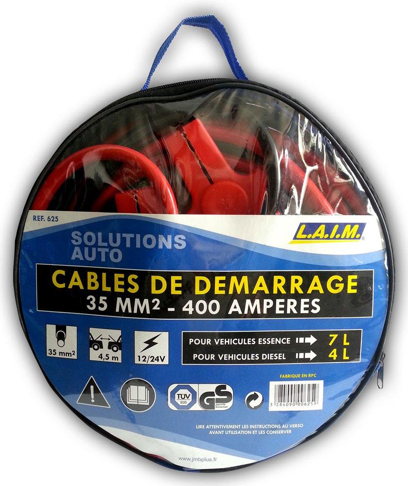 IMDIFA 625– Cable de Arranque, 35mm Cuadrado/Norma DIN