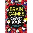 كتاب Brain Games for Clever Kids: أحجيات لتمرين عقلك