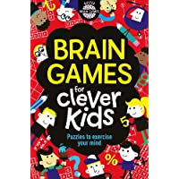 Brain Games for Clever Kids: Puzzles to Exercise Your Mind (Buster Brain Games, 1)