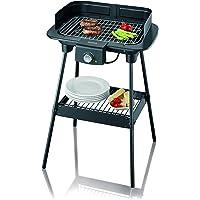 SEVERIN PG 8551 Barbecue-/Standgrill (2.300W, Grillfläche, 37x23 cm) schwarz