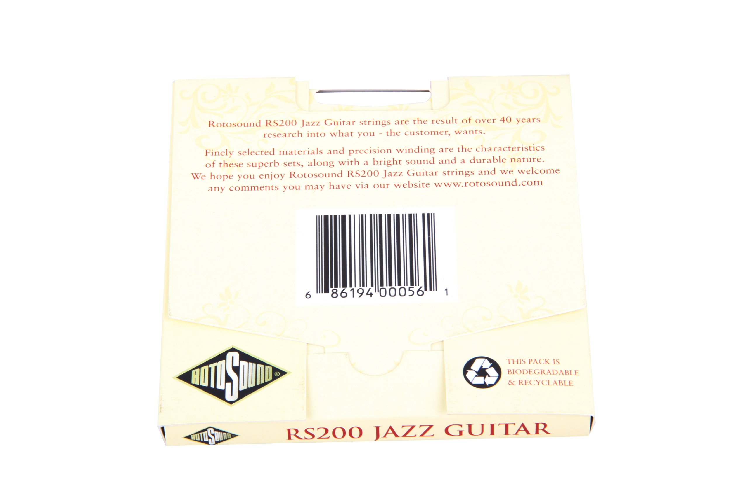 Rock Star Academy Rotosound Strings Folk