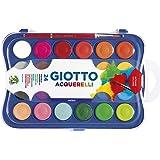 Giotto - Acuarelas, colores surtidos (3320 24)