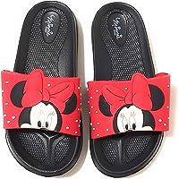 Ciabatte Minnie Mouse per spiaggia o piscina - Infradito Disney Minnie Mouse 3D per bambine