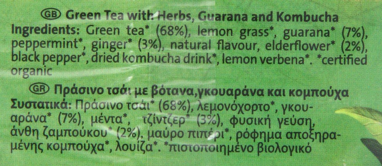 Yogi-Tea-Green-Energy-17-Teabags-Pack-of-6-Total-102-Teabags