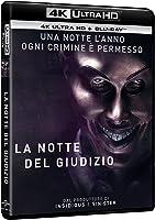 La Notte del Giudizio 4K Ultra HD [Italia]