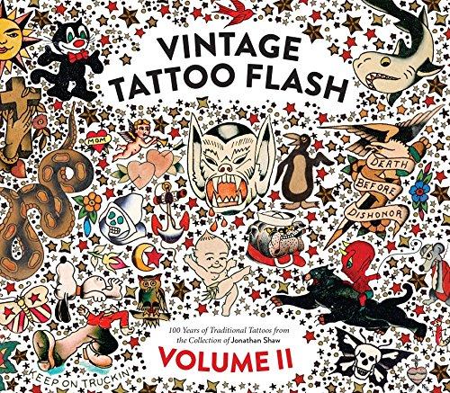 - Vintage Tattoo Flash Volume 2