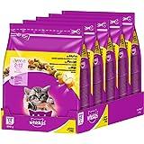 Whiskas Katzen-/Trockenfutter Junior für junge Katzen