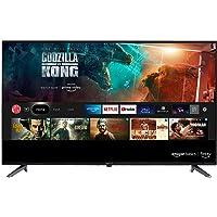 AmazonBasics 80cm (32 inch) HD Ready Smart LED Fire TV AB32E10SS (Black) (2020 Model)