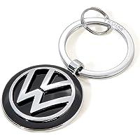 TROIKA VW Volkswagen Keyring – KR16-05/VW – Portachiavi Logo VW – in aggiunta 1 Portachiavi – Metallo pressofuso– Lucido…