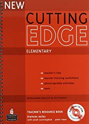 New Cutting Edge Elementary Teachers Book and Test Master CD-ROM Pack