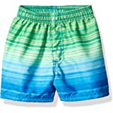 سروال سباحة للأطفال من Kanu Surf مطبوع عليه Oahu Quick Dry Beach Swim