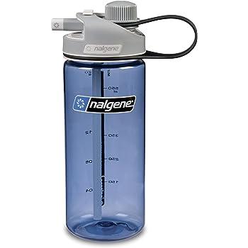 Nalgene Trinkflasche MultiDrink 0.65L Blau 0.6 Liter