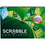 Mattel - Scrabble, il Gioco da Tavola delle Parole Crociate, Divertimento per Tutta la Famiglia, per Bambini da 7 + Anni, Il