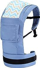 R for Rabbit Hug Me New - The Ergonomic Baby Carrier (Blue)