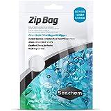 "Seachem Zip Bag (12.5"" * 5.5"") | Fine Mesh Filter Bag with Zipper | Happy Fins"