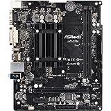 MB ASRock J4105M Intel J4105 CPU m-ATX DVI/HDMI DDR4 Retail