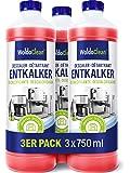 Entkalker für Kaffeemaschine & Kaffeevollautomat 3x 750ml - kompatibel mit allen Herstellern