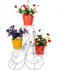 Magic Matels Wrought Iron 3 Pot Stand