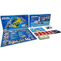 House Of Gifts International Business Board Game for Family with 1 Pen Free