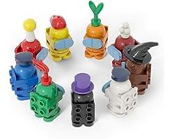Among Us Figuras Juguetes Bloques de construcción, Among Us Space Astronaut Figures Set Modelo, Regalos para fans del juego p