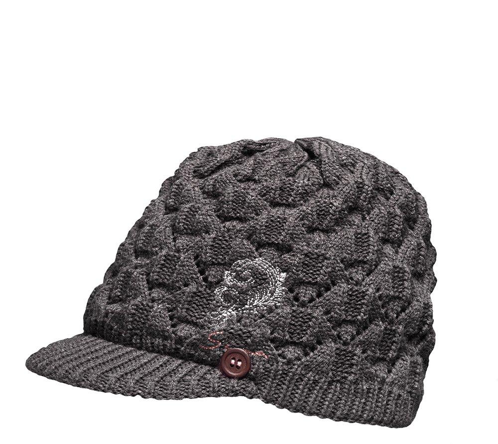 SINNER Erwachsene Pebble Mütze, Grey, One Size, SIWE-125-20
