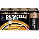 Duracell Plus Power MN1300 Piles Taille D