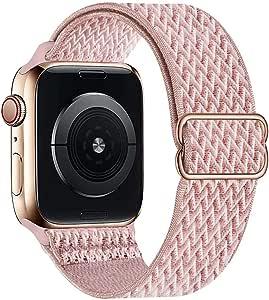 Gbpoot Solo Loop Kompatibel Mit Apple Watch Armband Elektronik