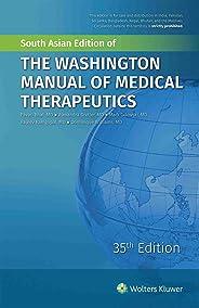 The Washington Manual of Medical Therapeutics, 35/e