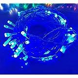 Ascension Led String Light Strip Decoration Lights of 11 Meter 32 Serial Bulbs Decoration Lighting for Diwali Christmas Navra