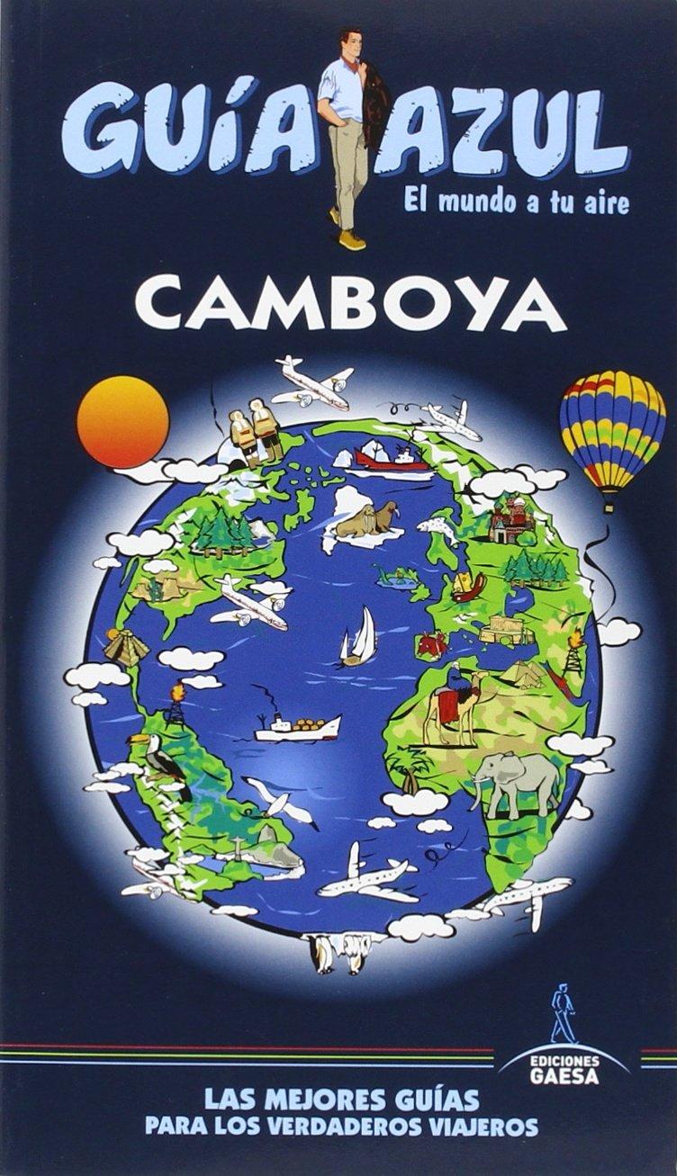 CAMBOYA: Guía Azul Camboya 7