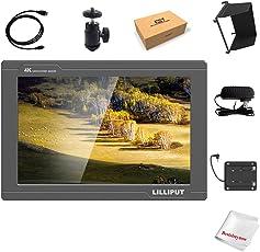 """Lilliput FS7 7"""" Full HD Camera Monitor (Black)"""