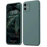 GOODVISH Cover in Silicone Morbida Ultra Sottile Compatibile con iPhone 11 6.1 '',con Protezione per Fotocamera…