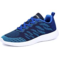 Mesily Unisex Sports Running Shoes Lightweight Trainers Athletic Sneakers Washable for Walking Jogging Gym Fitness