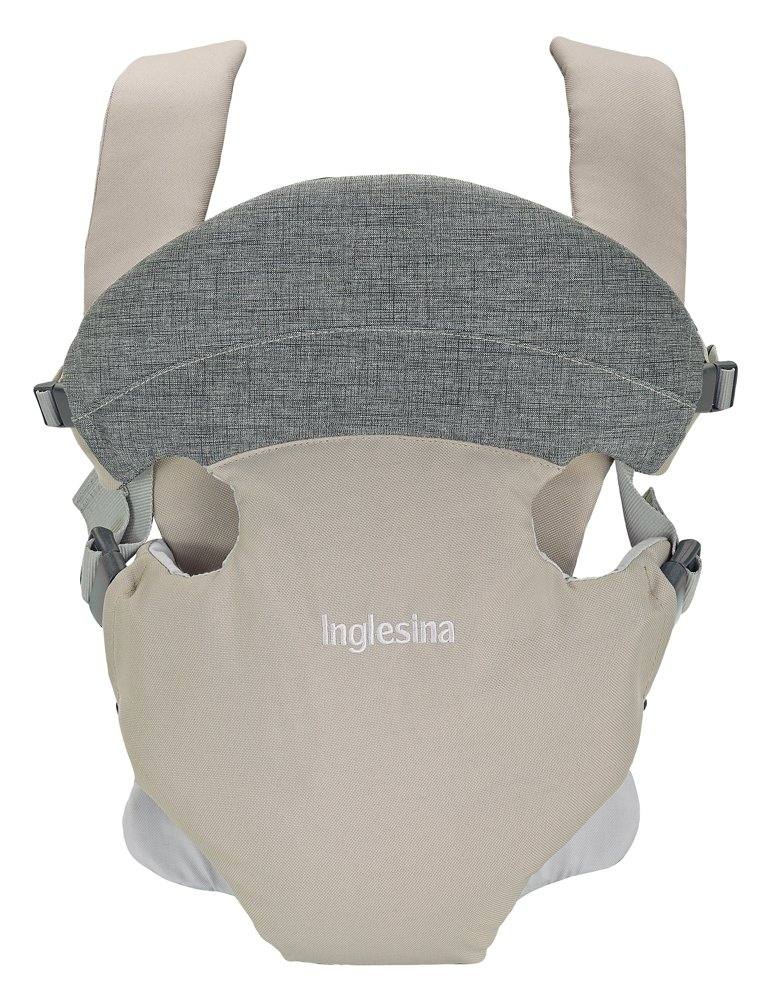 Inglesina Baby Carrier Front Inglesina Comfortable and easy-to-use adjusting belts Comfortable and wide shoulder braces for ultimate support Useful washable and removable bib 4