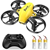 Freewell Budget Kit E-Series - Filtres Objectif 6Pack Compatible avec Parrot Anafi Drone